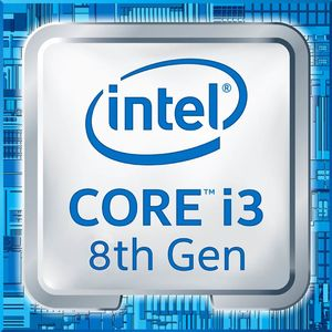 INTEL CORE I3-8100 3.60GHZ SKT1151 6MB CACHE BOXED          IN CHIP (BX80684I38100)