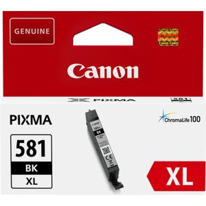 CANON Black XL Ink Cartridge  (CLI-581XLBK) (2052C001)