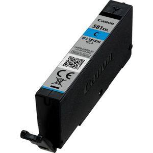 CANON Cyan XXL Ink Cartridge  (CLI-581XXLC) (1995C001)