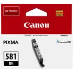 CANON Black Ink Cartridge  (CLI-581BK) (2106C001)