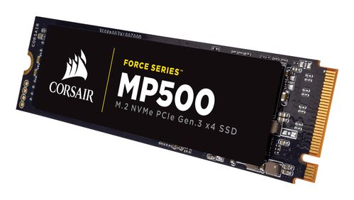 CORSAIR SSD M.2 480GB Force MP500 NVMe (CSSD-F480GBMP500)