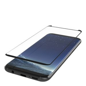 BELKIN Samsung S8 Tempered Curve Screen Protector (F7M048ZZBLK)