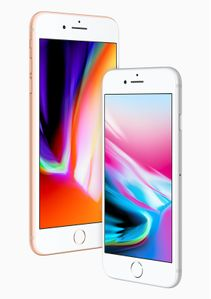 APPLE iPhone 8 128GB Gull (MX182QN/A)