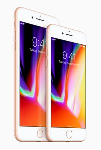 APPLE iPhone 8 Plus 64GB Silver (MQ8M2QN/A)