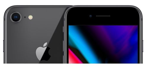 APPLE iPhone 8 64GB Space Grey - MQ6G2QN/A (MQ6G2QN/A)