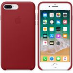APPLE IP7/8 Plus Leather Case Red (MQHN2ZM/A)