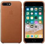 APPLE IP7/8 Plus Leather Case S.Brown (MQHK2ZM/A)