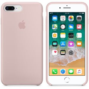 APPLE iPhone 8 Plus/7 Plus Silic Case Pnk Sand (MQH22ZM/A)