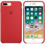 APPLE IP7/8 Plus Silicon Case Red (MQH12ZM/A)