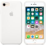 APPLE IP7/8  Silicone Case White (MQGL2ZM/A)