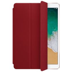 APPLE Leather Smart Cover for 26,6cm 10,5inch iPad Pro - (PRODUCT)RED (MR5G2ZM/A)