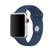 APPLE 42mm Blue Cobalt Spt Bnd S/M & M/L (MQUM2ZM/A)