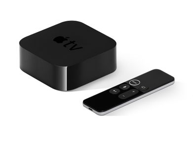 APPLE Mediaplayer TV 32GB 2017 (MR912FD/A)