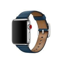 APPLE 38mm Cosmos Blue Classic Buckle (MQV02ZM/A)