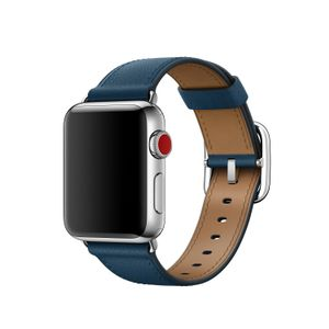 APPLE 38MM COSMOS BLUE CLASSIC BUCKLE ACCS (MQV02ZM/A)