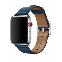 APPLE 42mm Cosmos Blue Classic Buckle (MQV32ZM/A)