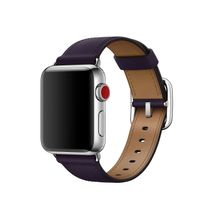 APPLE 38mm Dark Aubergine Classic Buckle (MQV12ZM/A)
