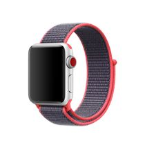 APPLE 38mm Electric Pink Sport Loop (MQW22ZM/A)