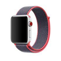 APPLE 42mm Electric Pink Sport Loop (MQWD2ZM/A)