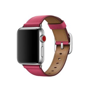 APPLE 38mm Pink Fuchsia Classic Buckle (MQUY2ZM/A)