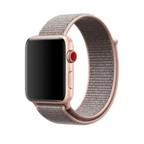 APPLE 42mm Pink Sand Sport Loop (MQW92ZM/A)