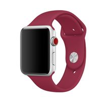APPLE 42mm Rose Red Spt Bnd S/M & M/L (MQUP2ZM/A)
