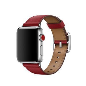 APPLE 38mm Ruby (PRODUCT)RED Classic Buckle (MR392ZM/A)