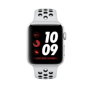 APPLE Watch 3 Nike Cell 38mm Alu Sp. sr | MQM72ZD/A (MQM72ZD/A)