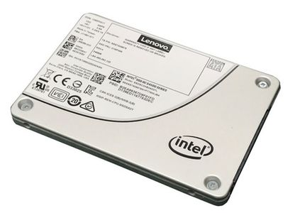 LENOVO ThinkSystem 2.5 Intel S4500 960GB Entry SATA 6Gb Hot Swap SSD Alt. 7SD7A05721 (7SD7A05740)
