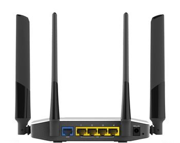 ZYXEL NBG6604 AC1200 Dual-Band Wireless Router (NBG6604-EU0101F)