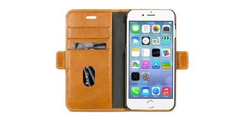 DBRAMANTE1928 dbramante Wallet CPH IP8/7/6 Tan (COI7GT000821)