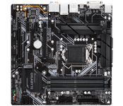 GIGABYTE GA-Z370M D3H S1151V2 Z370 MATX GLN+U3.1+M2 SATA 6GB/S DDR4      IN CPNT (Z370M D3H)