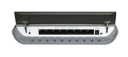 NETGEAR 8PT GIGE UNMANAGED LIFESTYLE SWITCH                           IN CPNT (GS908-100PES)