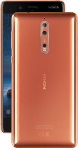 NOKIA 8 TA-1004 DS 4/64 NORDICS G_COPPER (11NB1M01A01)