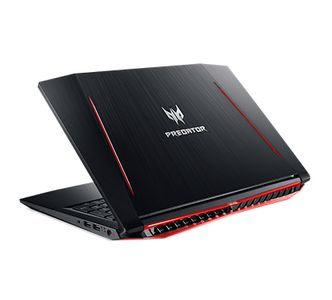 "ACER Predator Helios 300 17,3"" FHD matt GeForce GTX1060, Core i7-7700HQ, 8GB RAM,256GB PCIe SSD, Windows 10 Home (NH.Q29ED.002)"