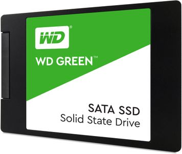WESTERN DIGITAL GREEN SSD 120GB 2.5 IN 7MM USB 3.0 INT (WDS120G2G0A)