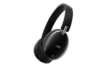 JVC Hovedtelefon On-Ear S90 Noise Cancelling Trådløs Sort Mic (HA-S90BN-B-E)