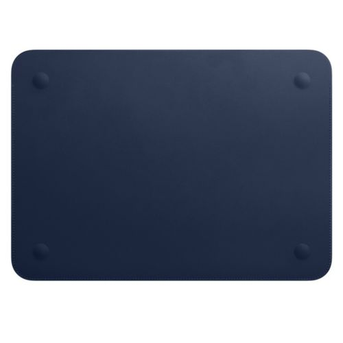 APPLE LEATHER SLEEVE FOR 12IN MACBOOK MIDNIGHT BLUE ACCS (MQG02ZM/A)