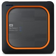 WD My Passport Wireless SSD 500GB, 802.11ac, 6700mAh