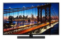 SAMSUNG 43HE690 43inch Hotel TV Edge LED Slim FHD 20W Speakers DVB-T2/ C/ S2 tuner Smart WiFi Browser (HG43EE690DBXEN)