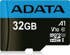 A-DATA ADATA 32GB Micro SDHC V10 85MB/s + adapter