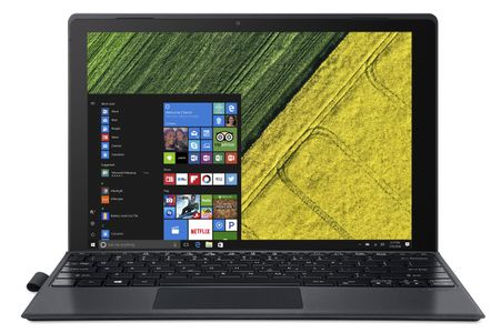 """ACER Switch 5 SW512-52P12"""" IPS 8/ 256/ FHD+/ i5-7200U/ HD620/ W10P (NT.LDTED.001)"""