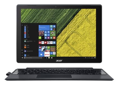 "ACER Switch 5 SW512-52P12"" IPS 8/ 256/ FHD+/ i5-7200U/ HD620/ W10P (NT.LDTED.001)"
