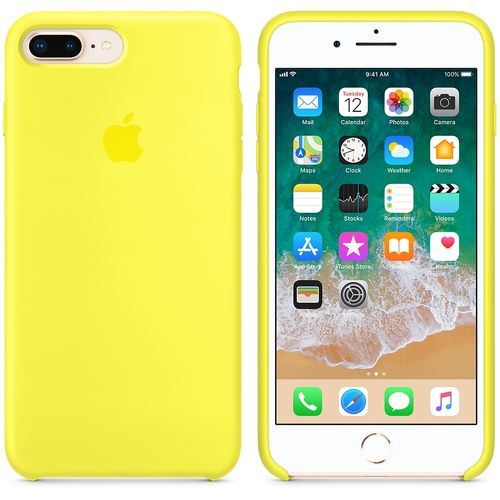 APPLE IPHONE 8+ / 7+ SILICONE CASE FLASH ACCS (MR6A2ZM/A)