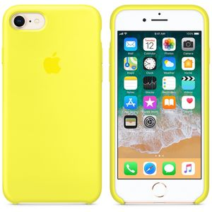 APPLE IPHONE 8 / 7 SILICONE CASE FLASH (MR672ZM/A)