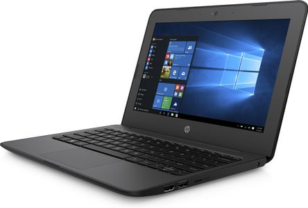 HP STR11EEG4 N3450 4GB 64GB 11.6IN W10CLOUD64 NOOD           ND SYST (3DN41EA#UUW)
