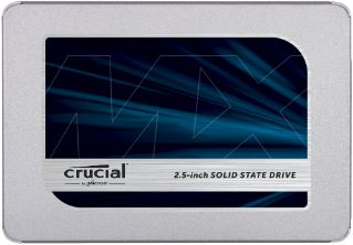 CRUCIAL Mx500 500GB SATA SSD Serial ATA-600 (CT500MX500SSD1)