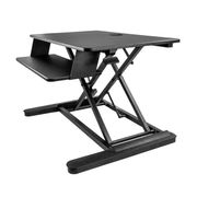 StarTech Sit-Stand Desk Converter - Large 900 mm Work Surface