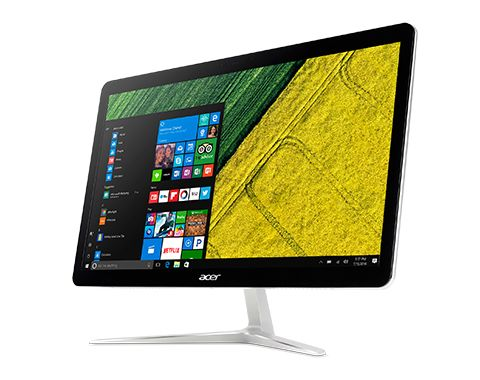 "ACER Aspire U27-885 AiO 27"" Full HD touch, i5-8250U Quad Core, 8GB RAM, 256GB PCIe SSD, WiFi, Windows 10 Home (DQ.BA7EQ.001)"