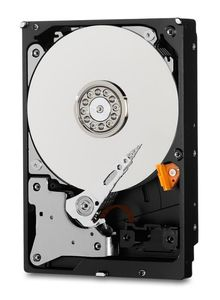 WESTERN DIGITAL HDD Purple 4TB 3.5 SATA 6Gbs 64MB (WD40PURZ)